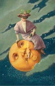 drinking moon